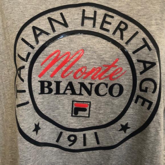 Fila White line Monte Bianco Italian Heritage